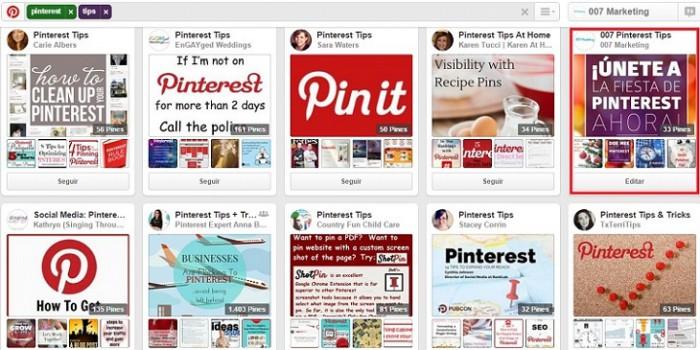 Pinterest-Tips