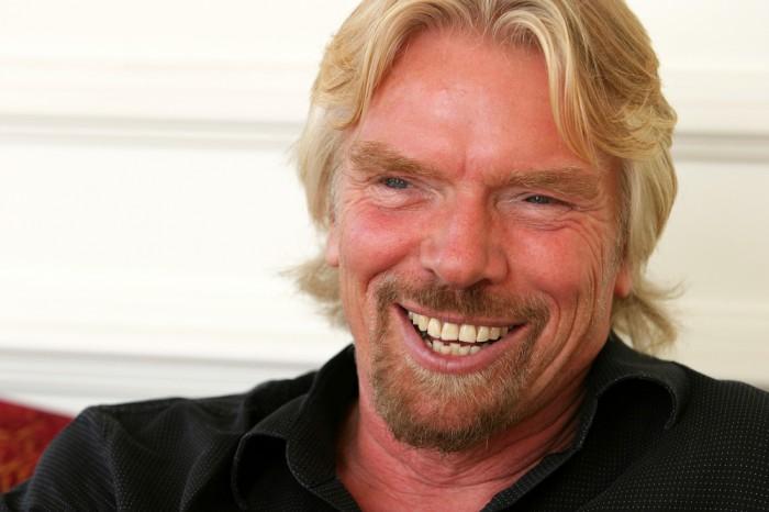 El liderazgo de Richard Branson