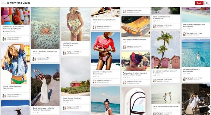 Hashtags en Pinterest ¿sí o no?