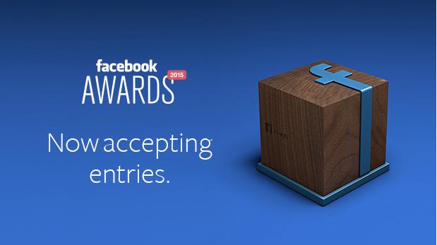 Abiertas las inscripciones para Facebook Awards 2015