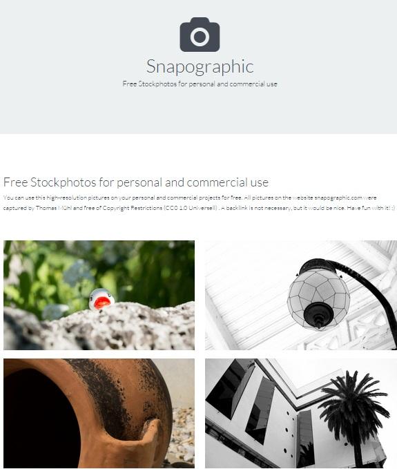Snapographic