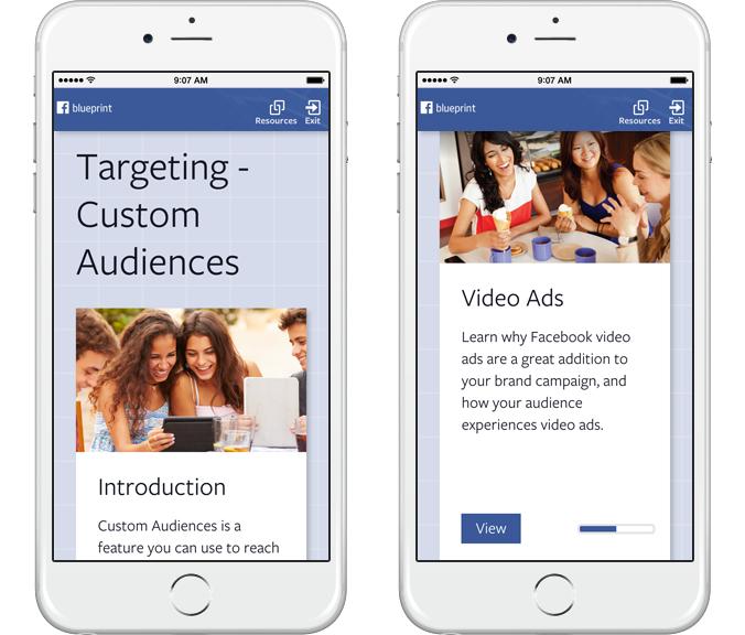 Facebook lanza nuevos Programas Globales de Entrenamiento