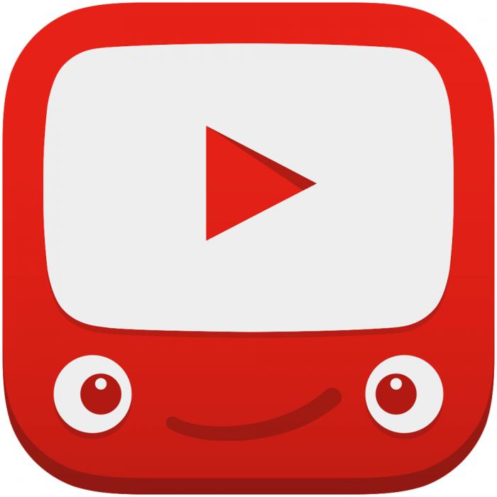 YouTube Kids ícono de la app