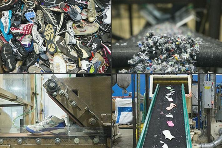 Qué significan las flechas del reciclado