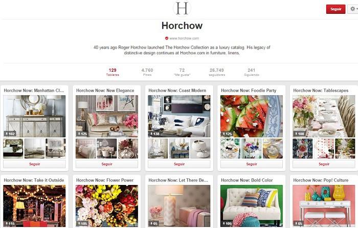 Cuenta-en-Pinterest-Horchow