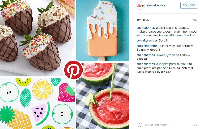 Ejemplo-promocion-cruzada-Instagram-Pinterest-SharisBerries3
