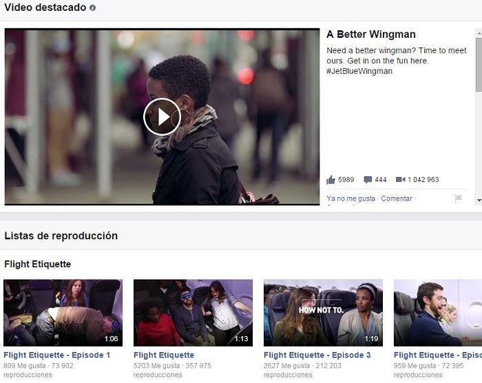 JetBlue-videos-en-Facebook
