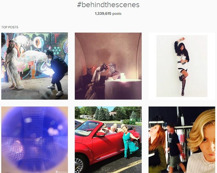 hashtag-Behindthescenes-Instagran