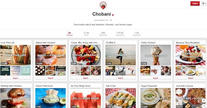 Chobani-en-Pinterest