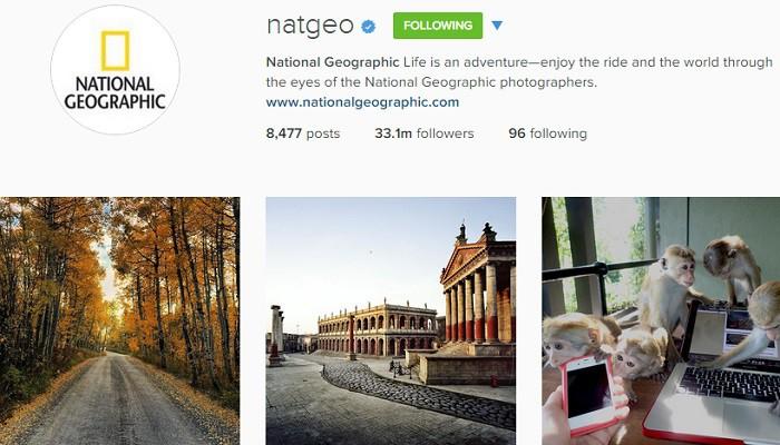 NationalGeographic-en-Instagram