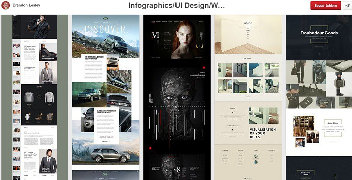 Tablero-Infographics-UIDesign-webdesign-de-Brandon-Lesley