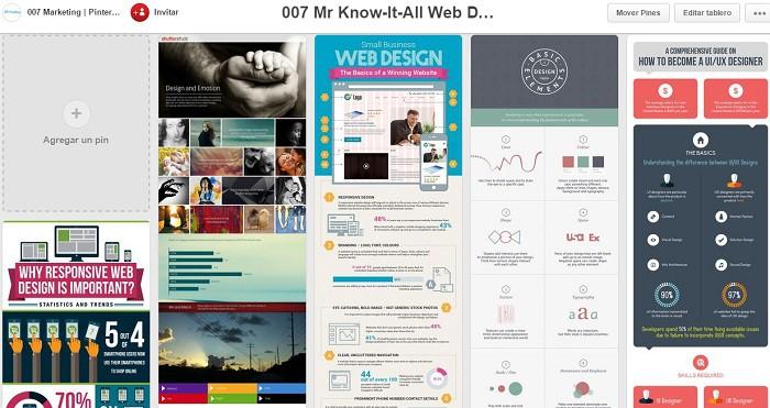 Tablero-mr-know-it-all-web-design