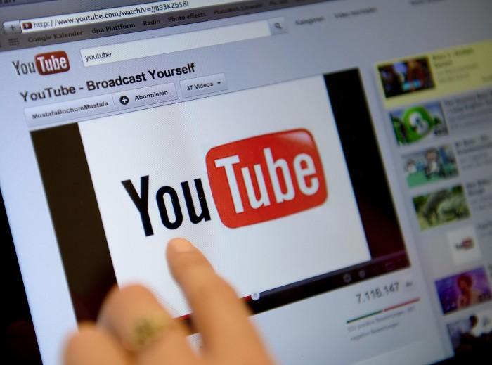 Usuarios de YouTube
