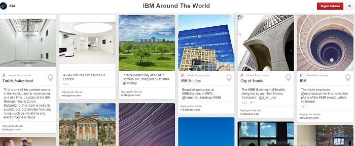 IBM-en-el-mundo-tablero-en-Pinterest