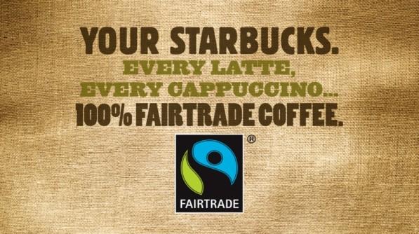 Starbucks comercio justo