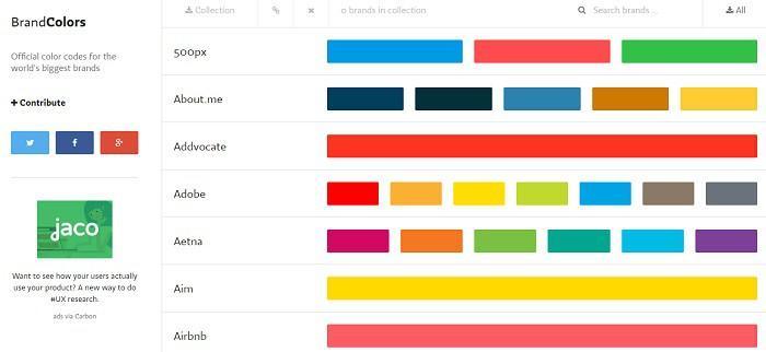 Brand-Colors