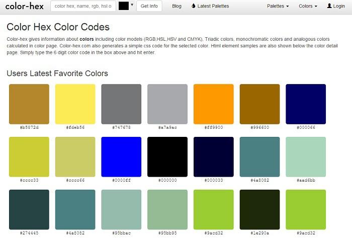 Color-Hex