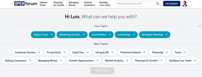 Hacer marketing de contenidos - OPEN Forum
