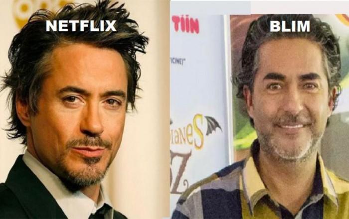 Blim vs Netflix
