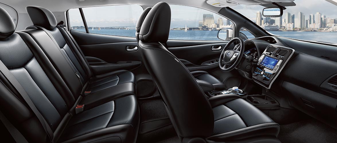 Nissan Leaf-4
