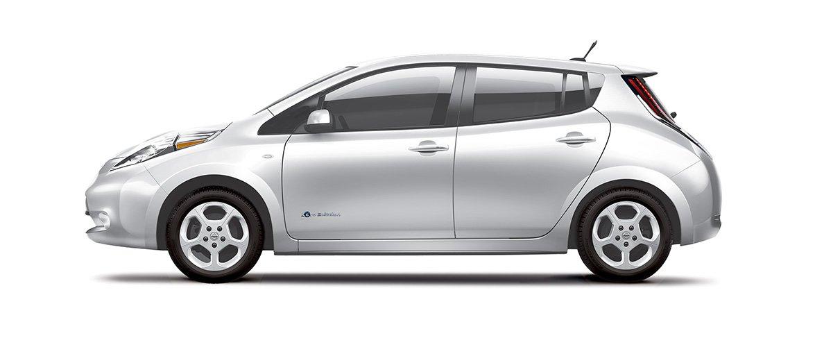 Nissan Leaf-7