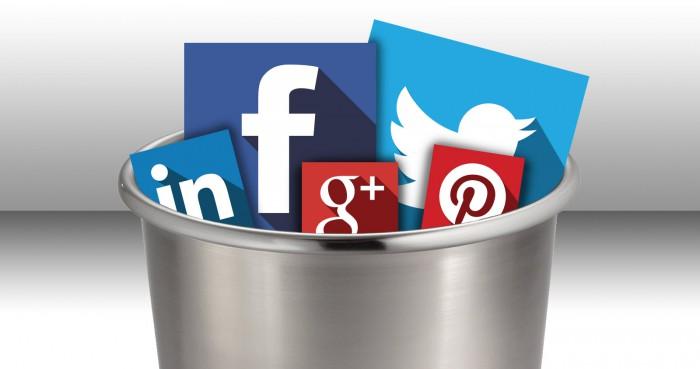deja de usar redes sociales