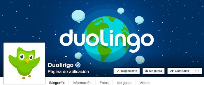 Duolingo-pagina-en-facebook