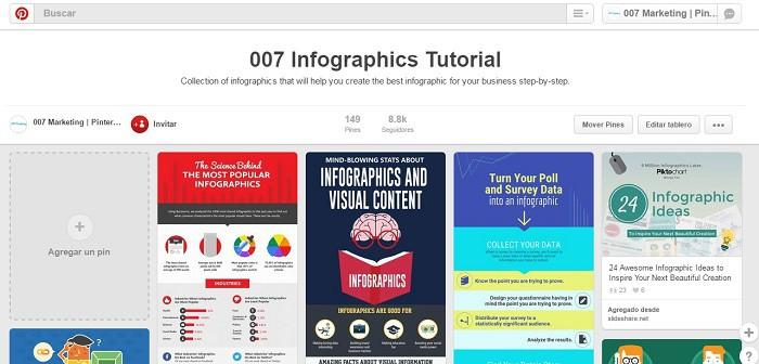 Tablero-para-creacion-de-infografias