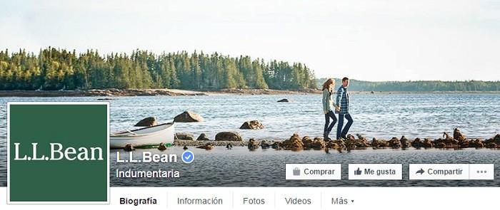 llbean-pagina-en-facebook