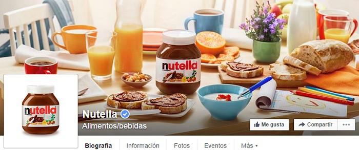nutella-en-facebook