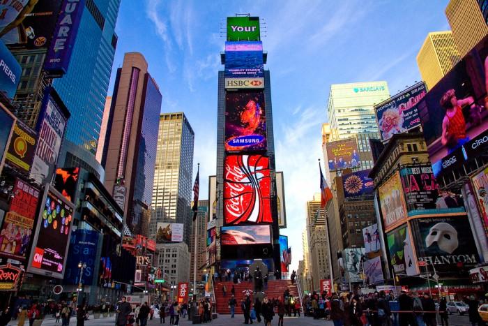 Hoteles Baratos En New York Cerca De Times Square