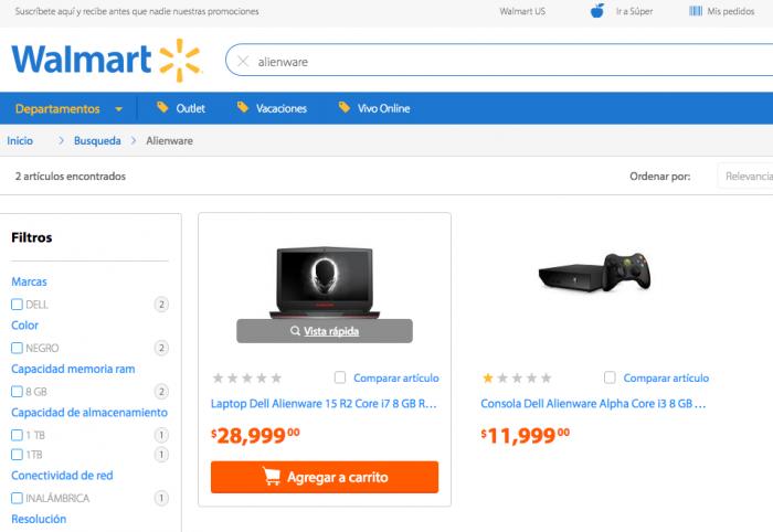 e-commerce Walmart