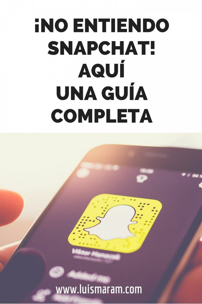 Como funciona Snapchat