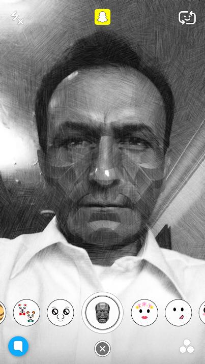 Como usar filtros de snapchat