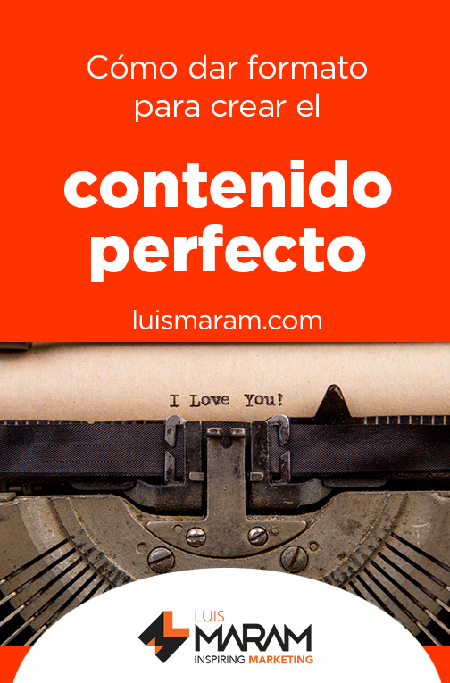 Como crear contenido perfecto