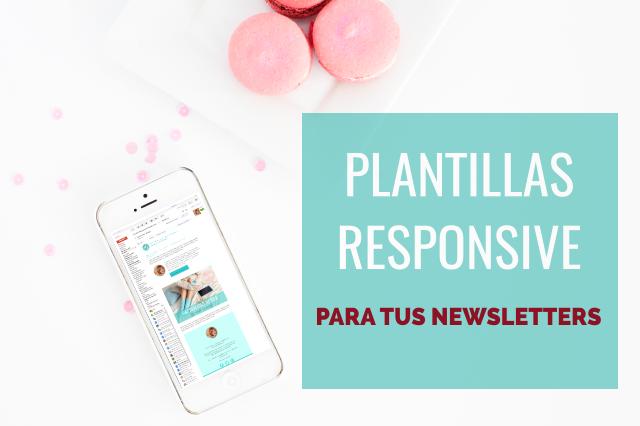 Plantillas responsive para newsletter