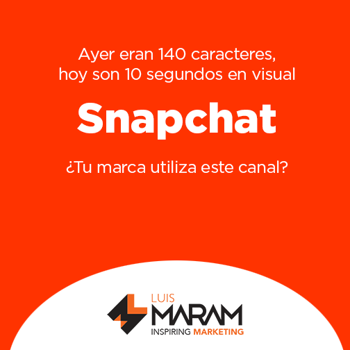 Snapchat marketing