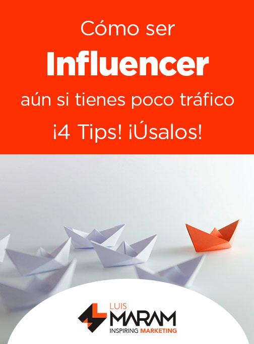 Como ser influencer