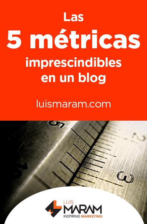 Las 5 métricas que DEBES medir si tú o tu compañía tienen un blog... y las herramientas con las que puedes hacerlo.