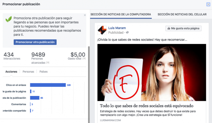 ctr-en-anuncio-de-facebook
