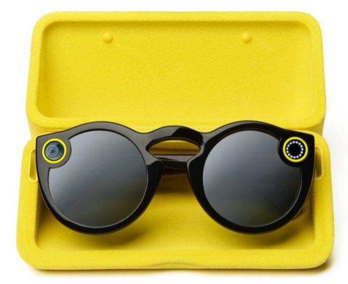 Cómo funcionan los Spectacles - Estuche