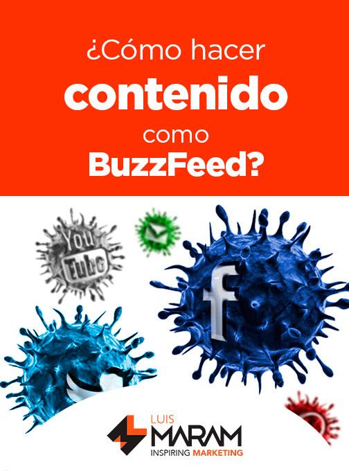 Crear contenidos virales para una marca no es sencillo. Aquí, algunas de las pautas que los maestros de BuzzFeed siguen para construir su contenido.