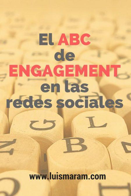 El ABC de engagement en las redes sociales