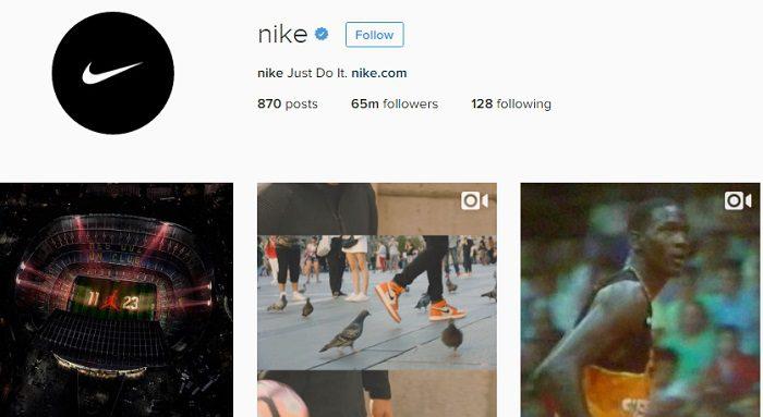 cuenta-de-nike-en-instagram