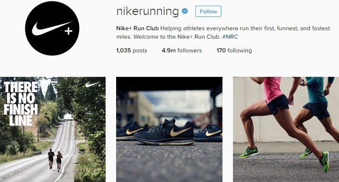 cuenta-de-nikerunning-en-instagram
