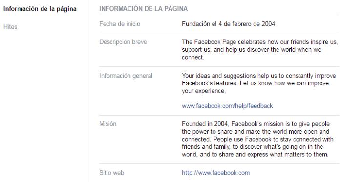 informacion-sobre-facebook-en-la-pagina-de-facebook