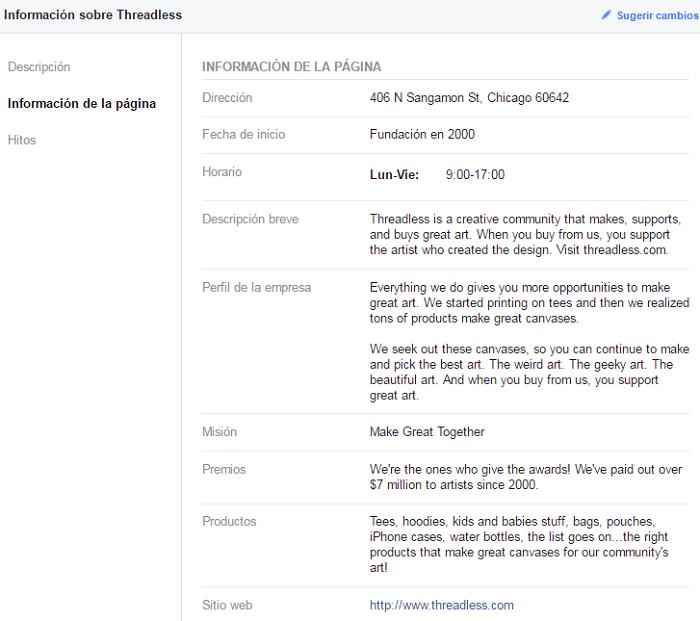 informacion-sobre-threadless-en-la-pagina-de-facebook