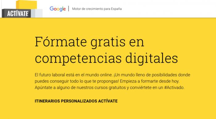 cursos de marketing de Google