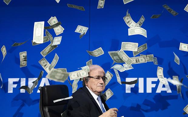 Blatter corrupción - Asi ve la Gen Z a las empresas