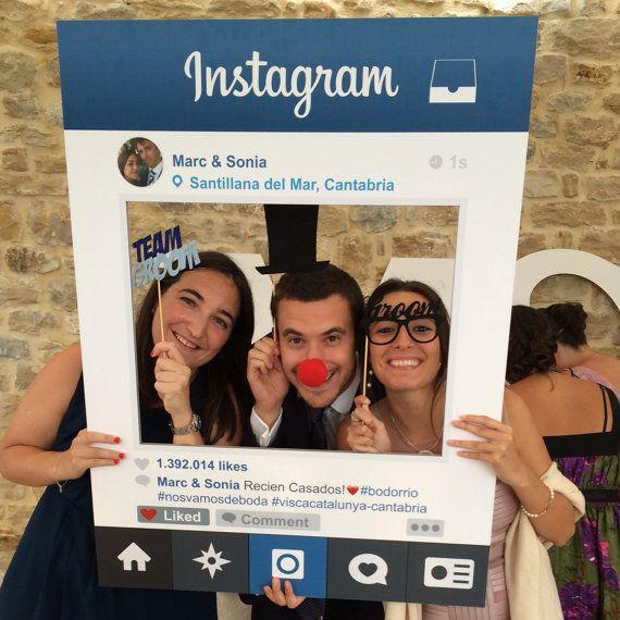 Cómo utilizar Instagram en mi boda